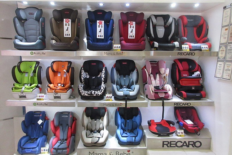 A guide to baby and child car seats in Australia