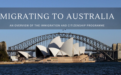 An Introduction to The Administration of the Immigration and Citizenship Program in Australia
